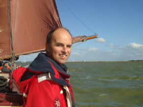 Klipper De Hoop Skipper Jan Koopmans
